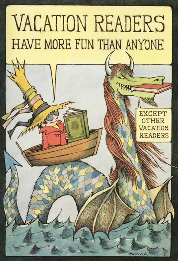 Maurice Sendak's Little Known Posters Are Wild: 2.jpg