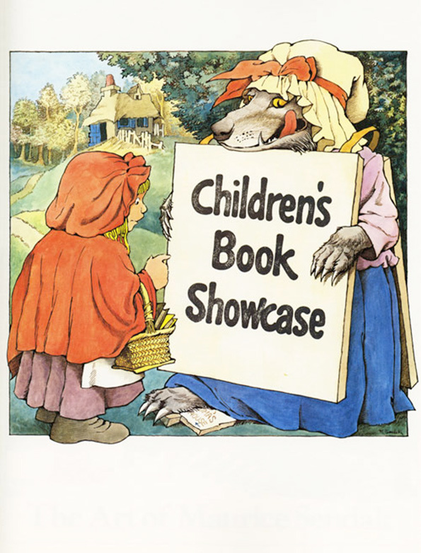 Maurice Sendak's Little Known Posters Are Wild: 3.jpg