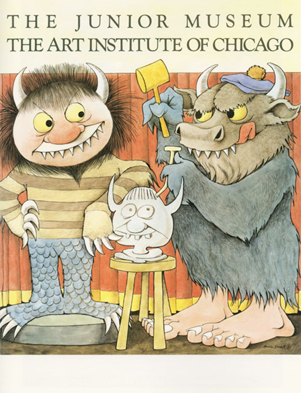 Maurice Sendak's Little Known Posters Are Wild: 6.jpg