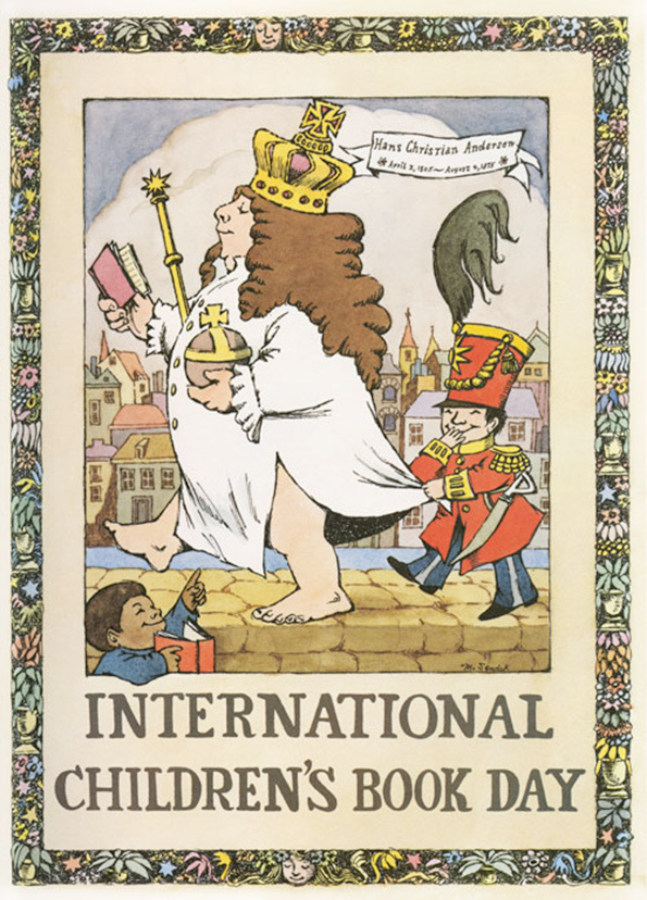 Maurice Sendak's Little Known Posters Are Wild: 8.jpg