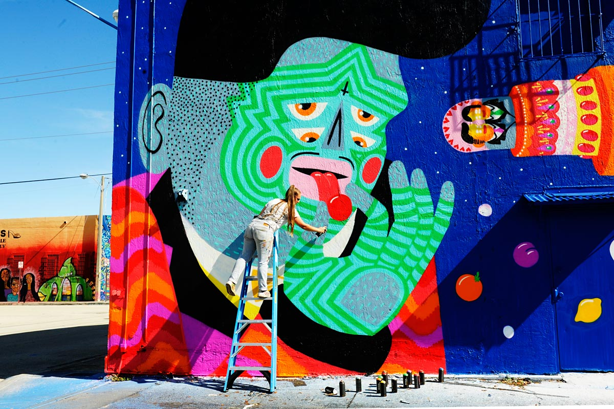 """Women on the Walls"" @ Wynwood Walls, Miami: aCooperKashink6210.jpg"