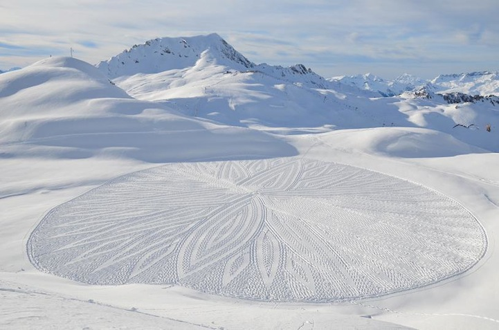 Simon Beck And His Giant Snow Crop Circles: 10.jpg