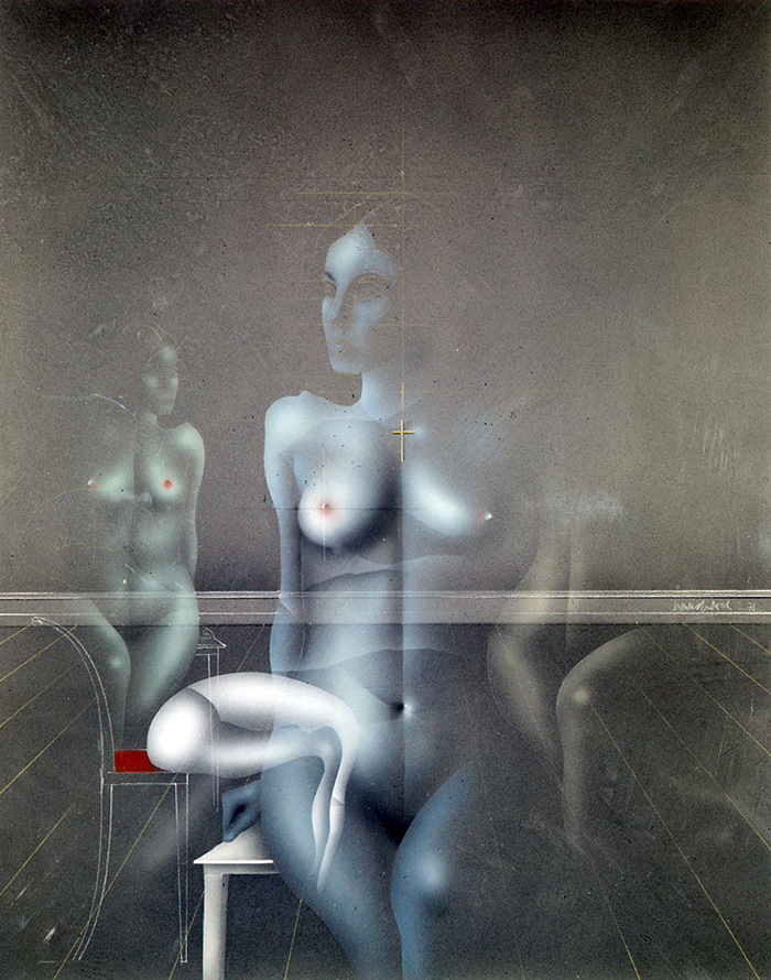 Paul Wunderlich's Surrealist nudes: 1.jpg