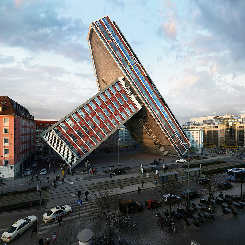 88 Variations on the Same Building by Victor Enrich: NHDK-12-G11.jpg
