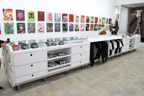 IN L.A.: The Seventh Letter Flagship Store Opening: letter_1042.jpg