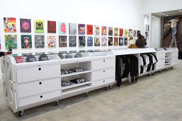 IN L.A.: The Seventh Letter Flagship Store Opening: letter_1043.jpg