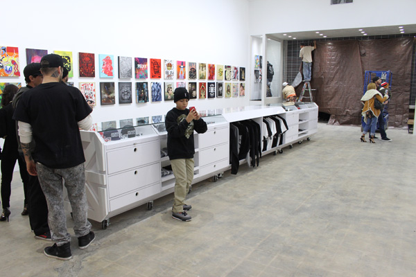 IN L.A.: The Seventh Letter Flagship Store Opening: letter_1047.jpg