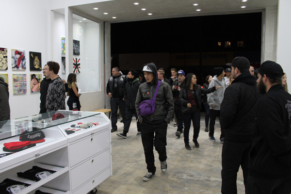 IN L.A.: The Seventh Letter Flagship Store Opening: letter_1053.jpg