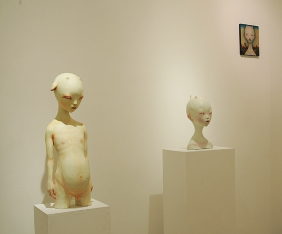 Sculptures by Ishibashi Yui: YuiSculpture13.jpg