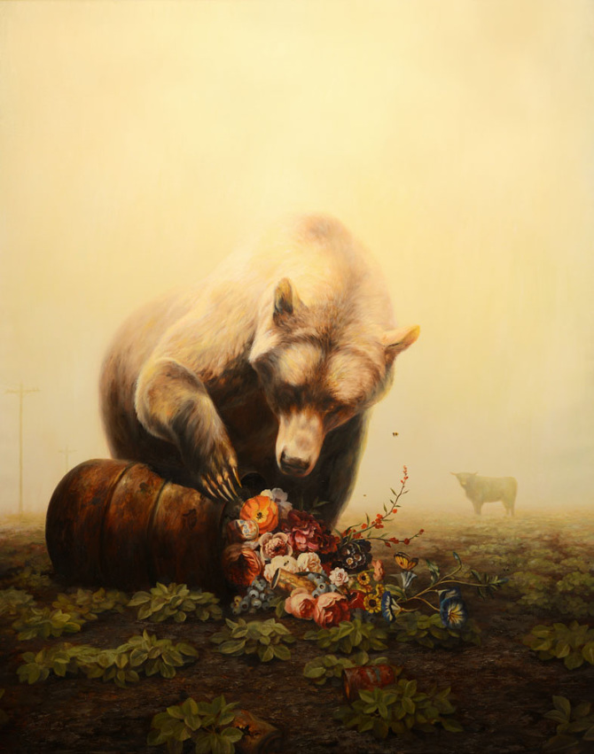 The Works of Martin Wittfooth: harvester_web.jpg