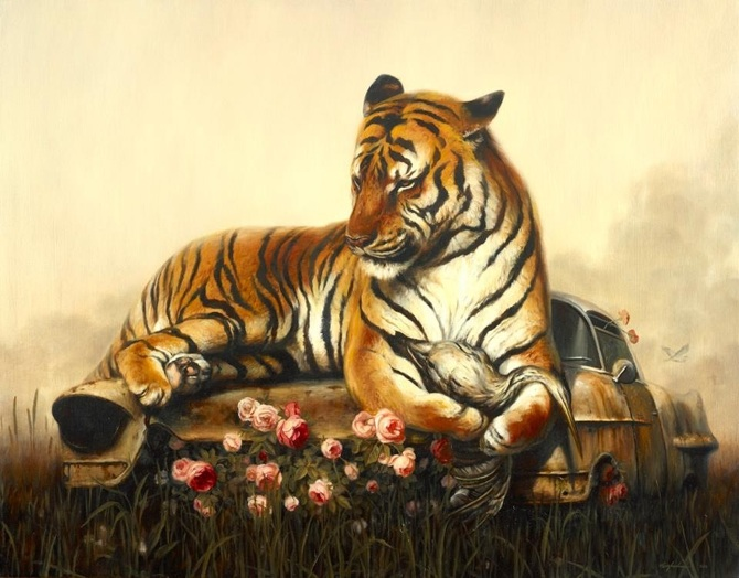 The Works of Martin Wittfooth: image-1.jpg