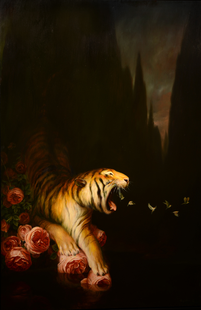 The Works of Martin Wittfooth: nocturne2_web.jpg