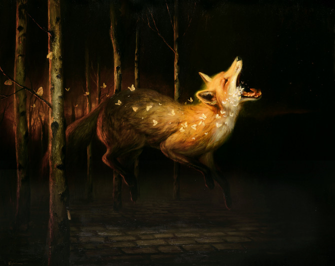The Works of Martin Wittfooth: nocturneII_web.jpg