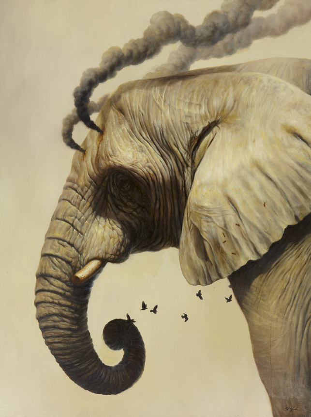 The Works of Martin Wittfooth: smokesignals_web.jpg