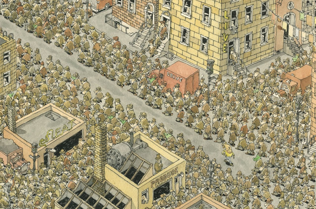 New Sketchbook Illustrations From Mattias Adolfsson: anotheroption.jpg