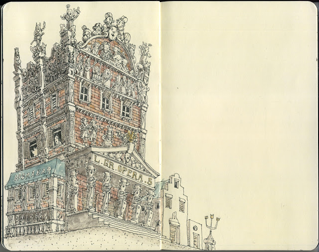 New Sketchbook Illustrations From Mattias Adolfsson: fassf.jpg