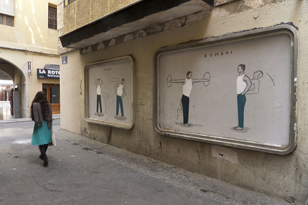 Two new pieces by Escif in Valencia, Spain: jux_escif2.jpg