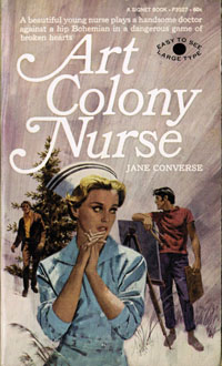 Sinful Art Pulp: Art-Colony-Nurse1.jpg