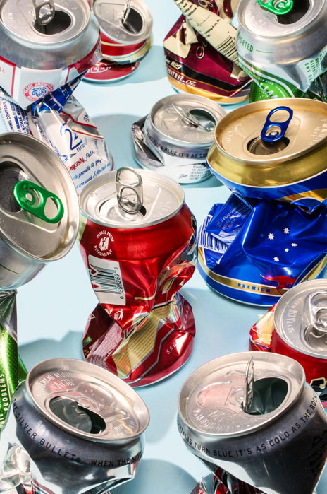 Photographs by Bobby Doherty: cans.jpg
