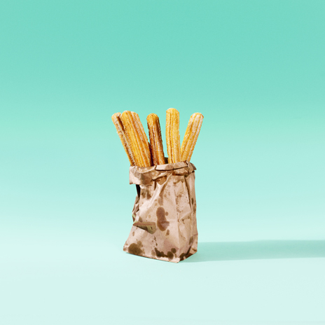 Photographs by Bobby Doherty: churros.jpg