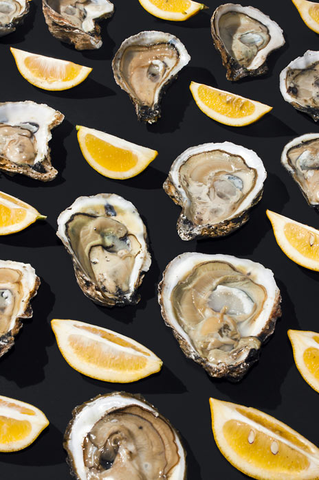 Photographs by Bobby Doherty: oysters.jpg