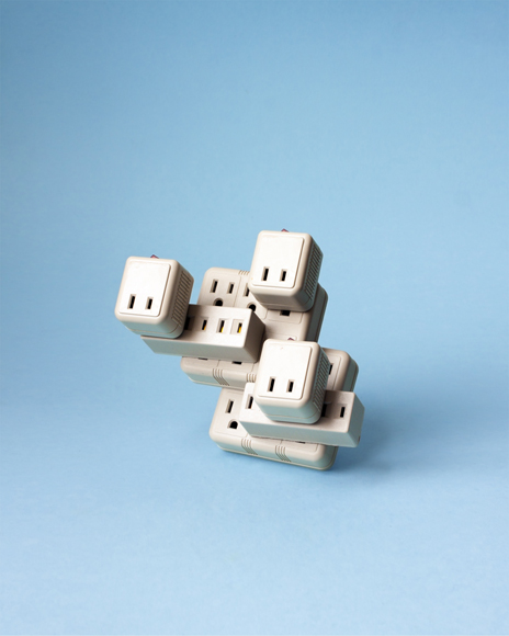 Photographs by Bobby Doherty: plugs.jpg