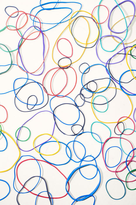 Photographs by Bobby Doherty: rubberbands.jpg