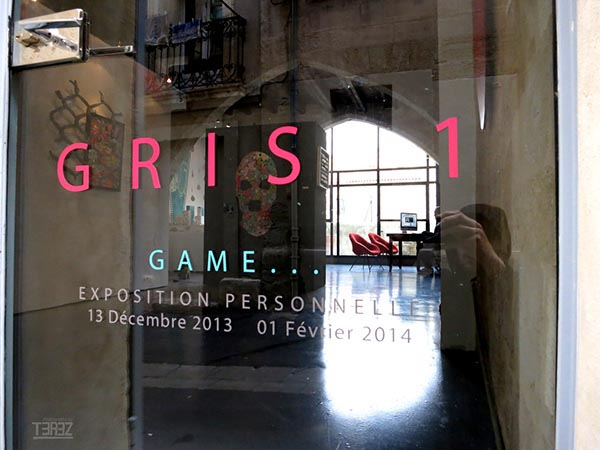 "Photos: Gris1's show ""Game"" @ Galerie At down: jux_gris11.jpg"