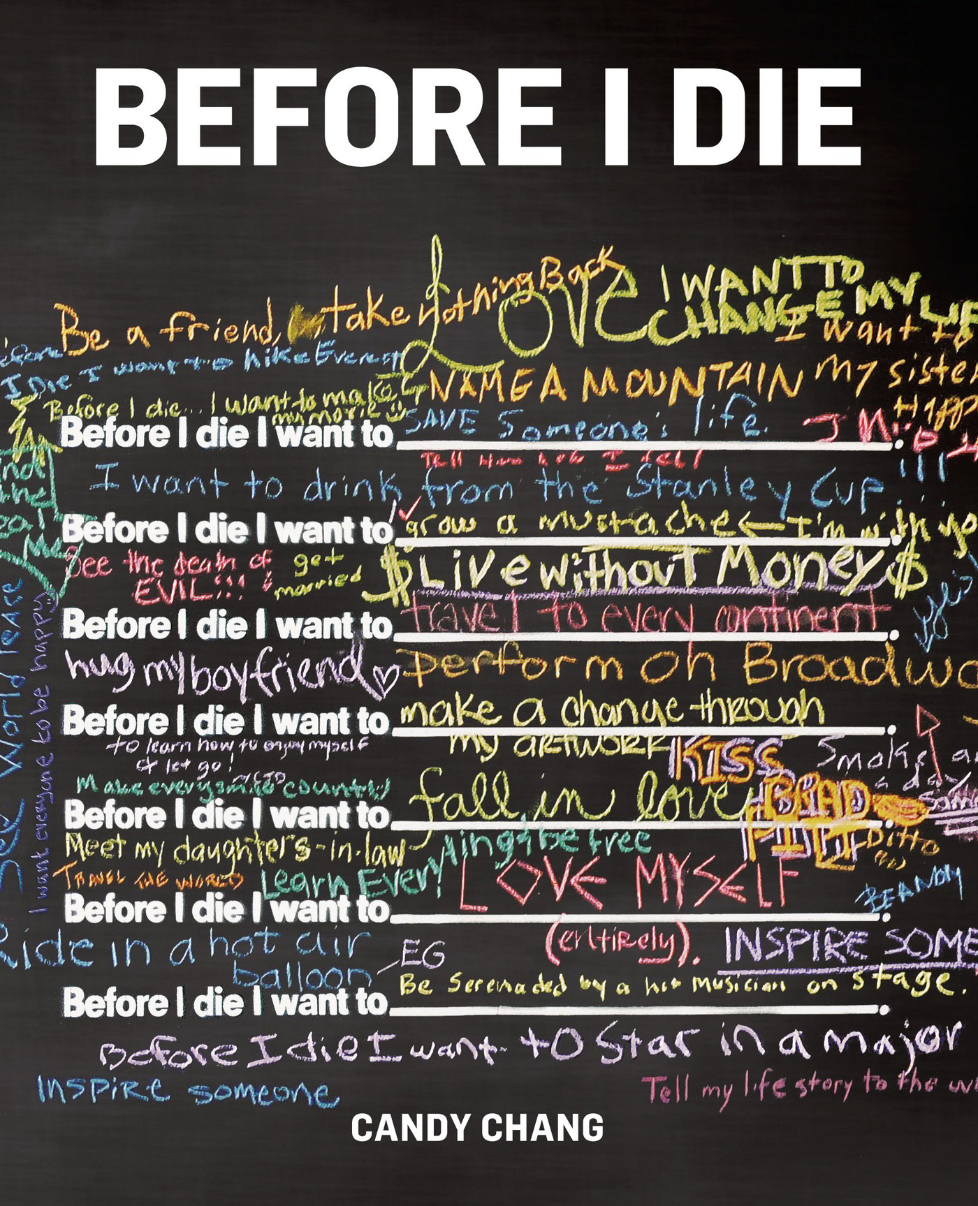 Before I Die...: a.jpg