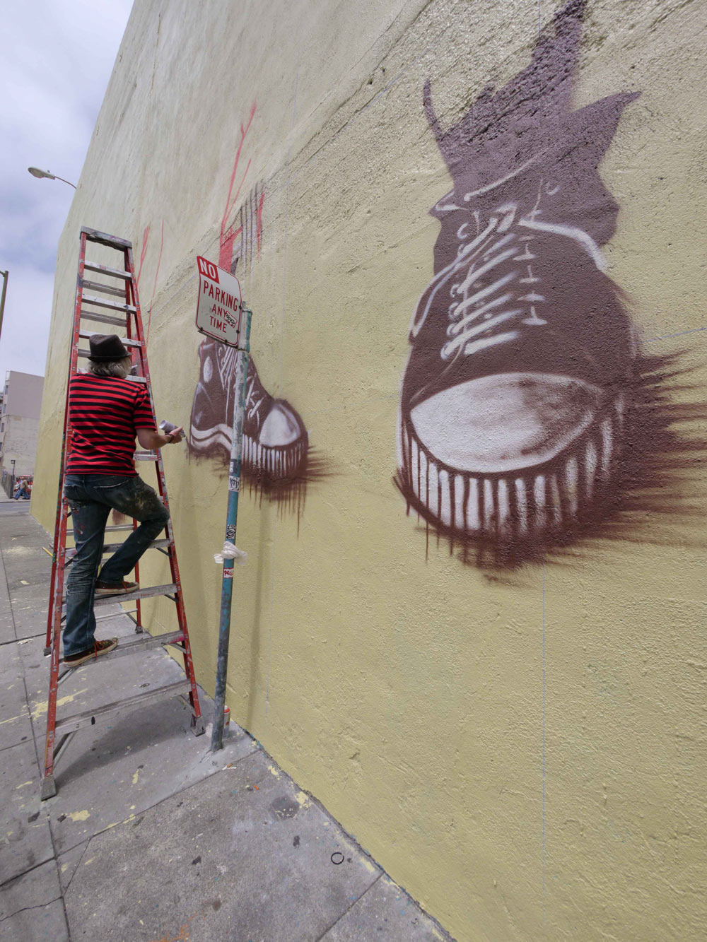 Converse Wall to Wall: Mike Shine: Juxtapoz-MikeShine.jpg