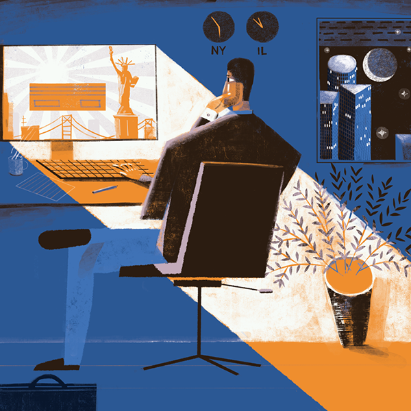 Vibe Israel: Assaf Benharroch Illustration: 87_daynightfinals.png