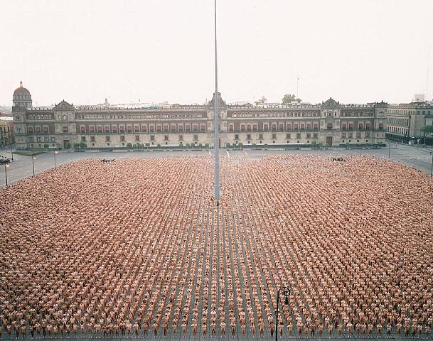 Naked Sea: Spencer Tunick Dead Sea Installation: 354841.jpg