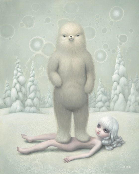 Mark Ryden's Holiday Spirit: Abominable.jpg