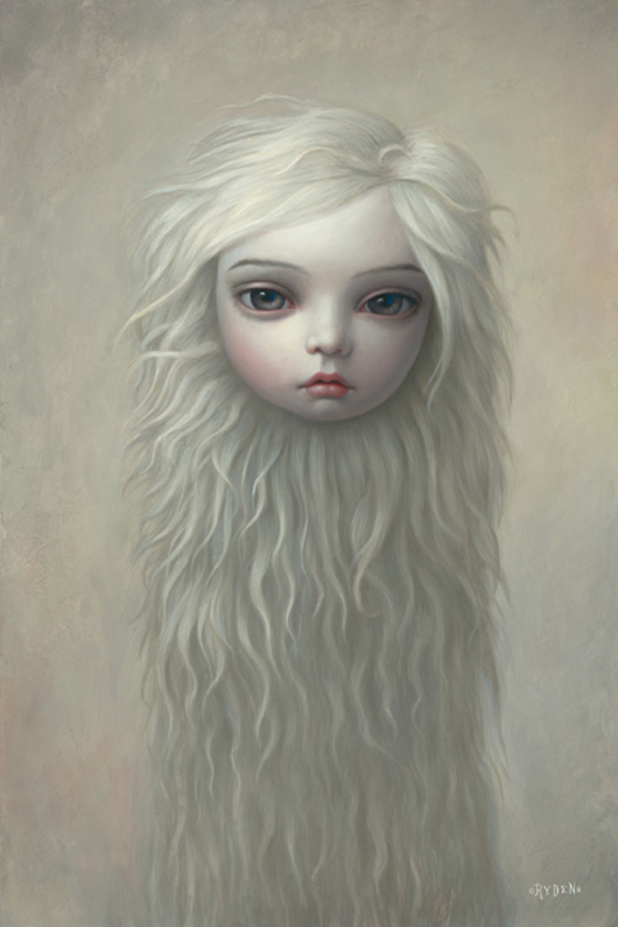 Mark Ryden's Holiday Spirit: Fur_Girl.jpg