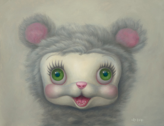 Mark Ryden's Holiday Spirit: Snow_Yak.jpg