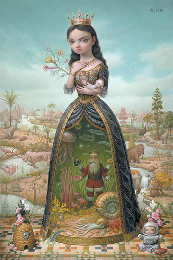 Mark Ryden's Holiday Spirit: The_Creatrix.jpg