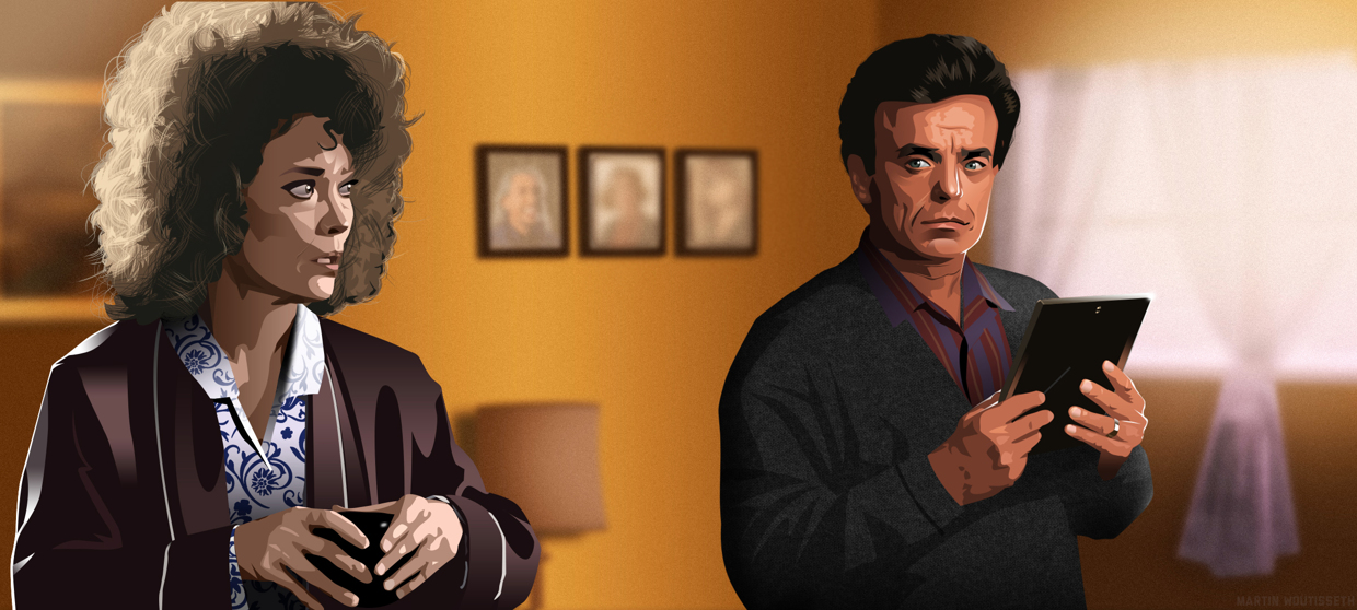 Martin Woutisseth's 'Twin Peaks Illustrated': 952f1e87c0adc6be87cfe543efd77d9e.jpg