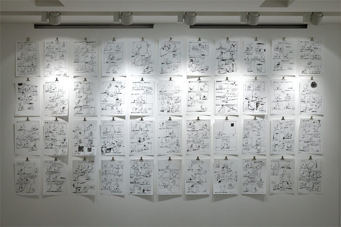 "James Jarvis ""Spheric Dialogues"" @ Colette, Paris: MG_5884-1.jpg"