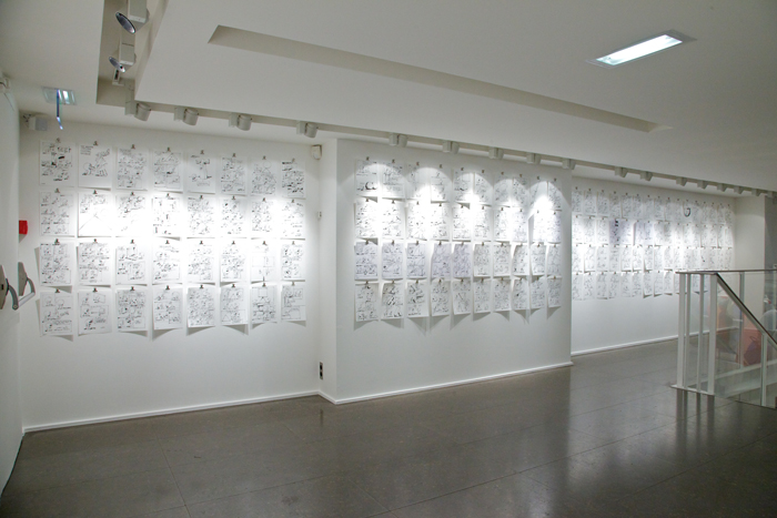 "James Jarvis ""Spheric Dialogues"" @ Colette, Paris: MG_5888-1.jpg"