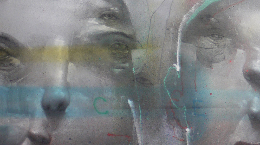 "BOM.K ""Confusions"" @ Known Gallery, Los Angeles: Acetone 