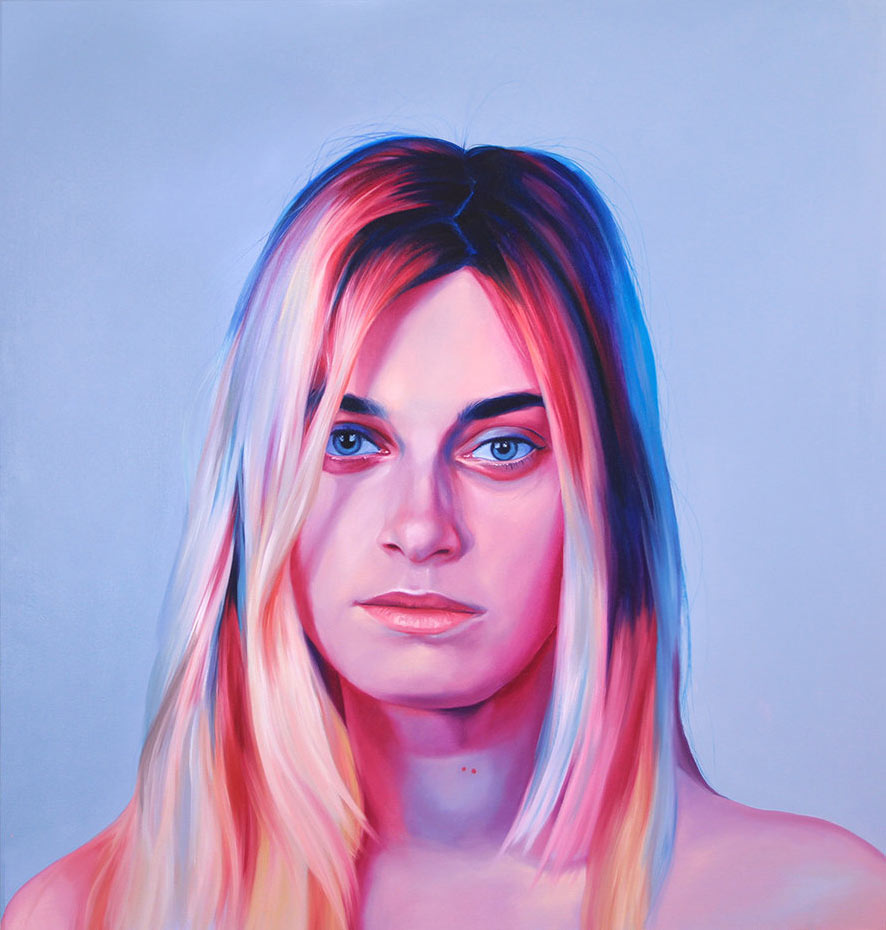 New Paintings by Jen Mann: Juxtapoz-JenMann-16.jpg