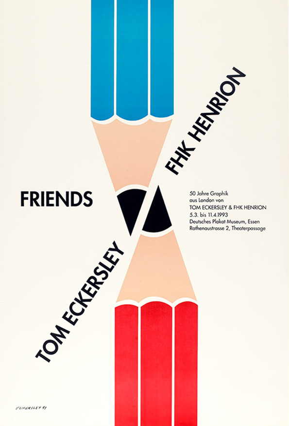 Tom Eckersley: Master of the Poster @ London College of Communication: Posters-037.jpg