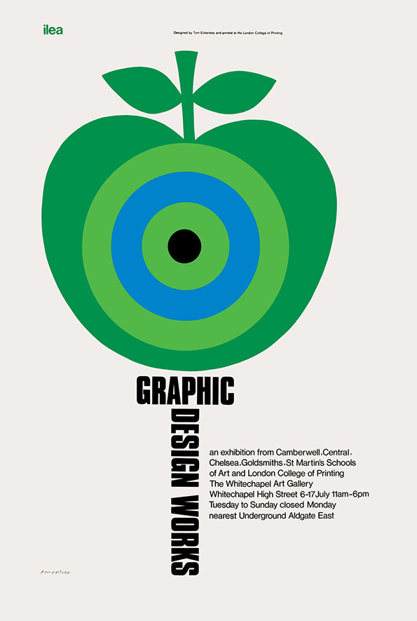 Tom Eckersley: Master of the Poster @ London College of Communication: TE_graphicdesignworks.jpg