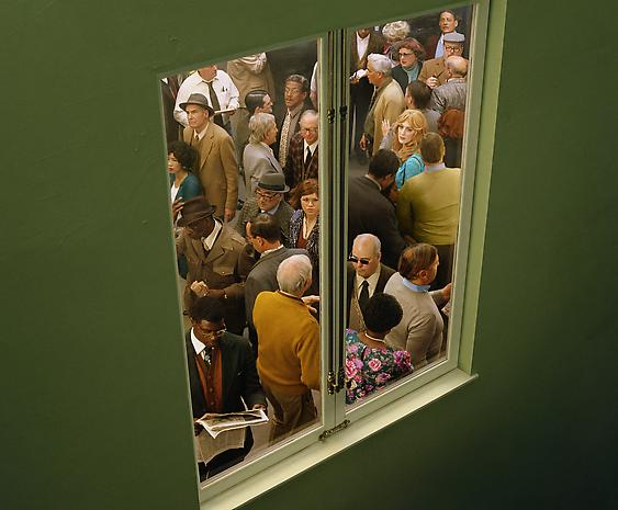 "Alex Prager ""Face in the Crowd"" @ Lehmann Maupin, NYC: __AP_Crowd_5_Washington_Square_West_hr5.jpg"