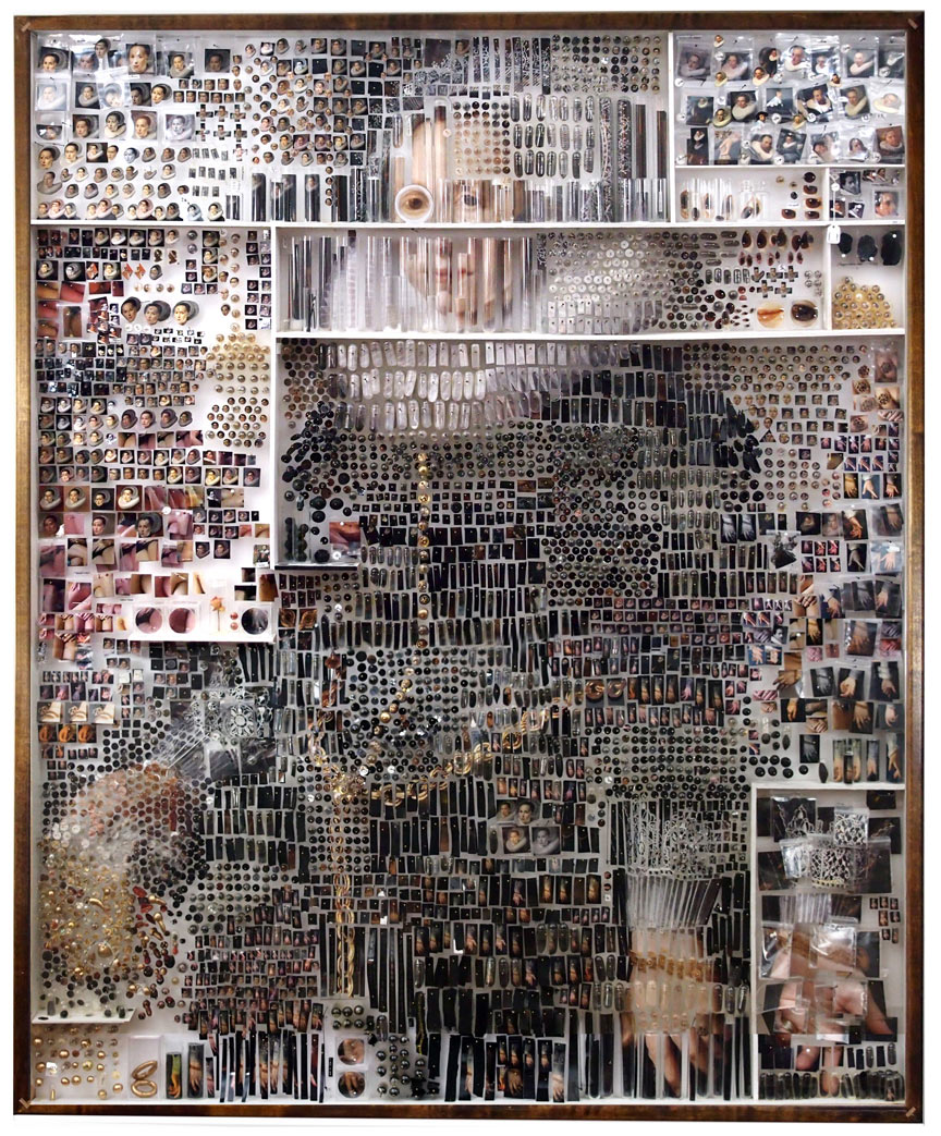 "Portraits Made From Collaged ""Specimens"": Juxtapoz-MichaelMapes28.jpg"