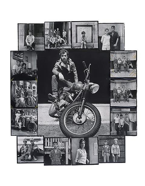"Danny Lyon ""Murals and Montages"" @ Edwynn Houk Gallery, NYC: LY_MONchicago2.jpg"
