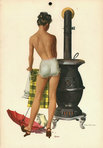 Esquire's Calendar Girls, 1948: November.jpg