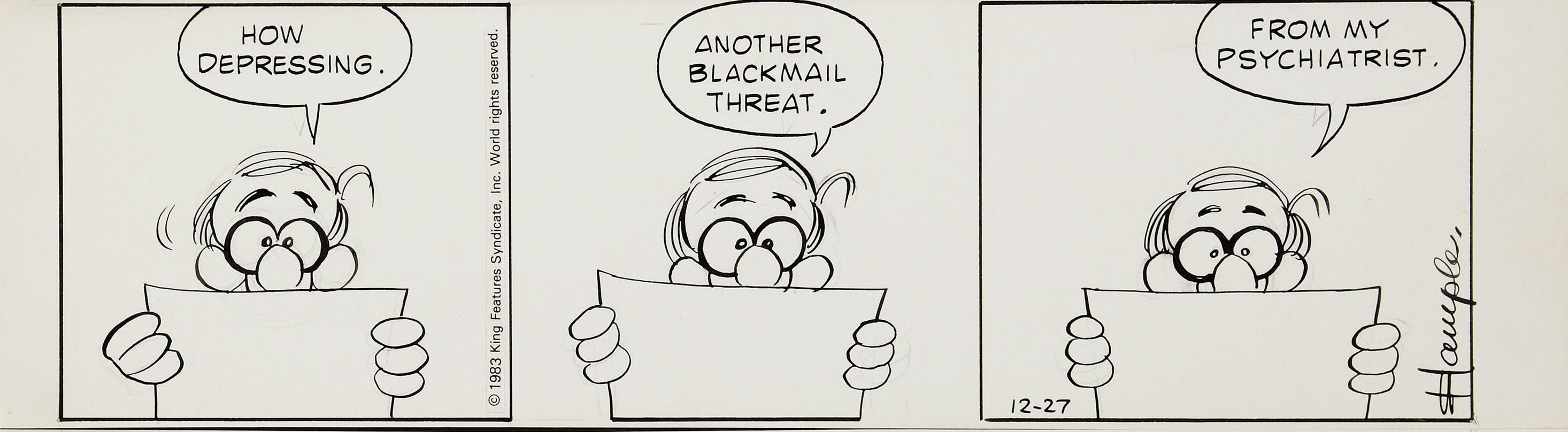 'Inside Woody Allen,' a comic strip from 1976-84: WoodyA5.jpg