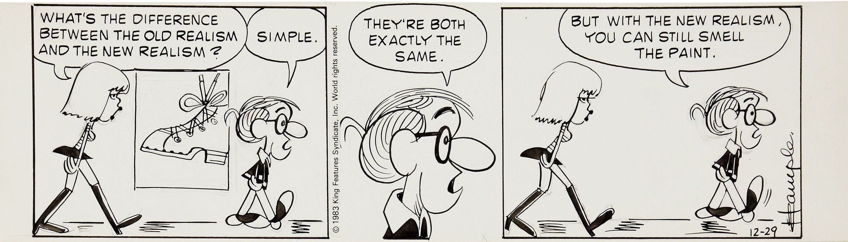 'Inside Woody Allen,' a comic strip from 1976-84: WoodyA7.jpg