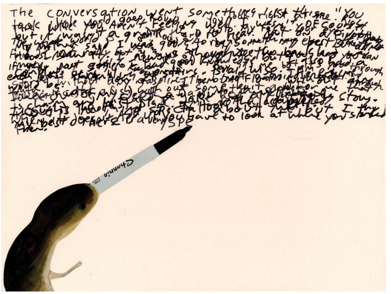 """Animals With Sharpies"": Michael Dumontier & Neil Farber : Screen shot 2014-01-15 at 9.31.47 AM.png"